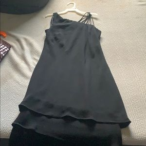 Black Jones wear dress